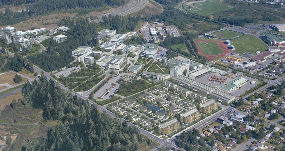 Campus Master Plan | Vancouver Island University (VIU)